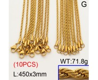 Small SS Chains